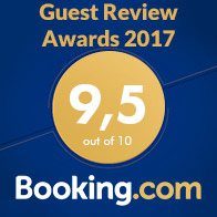 Booking awards 2017 9.5